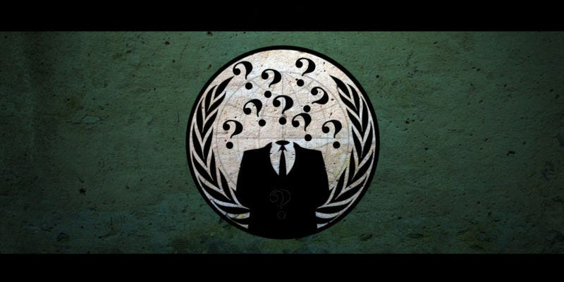 Illustration for article titled Anonymous Leaked the Passwords and Personal Info from Paris Climate Summit Attendees
