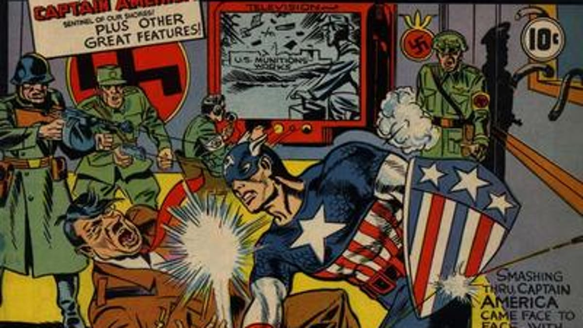 How the Cold War saved Marvel and birthed a generation of superheroes
