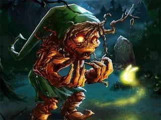 Illustration for article titled Master Photoshop The Legend of Zelda Way