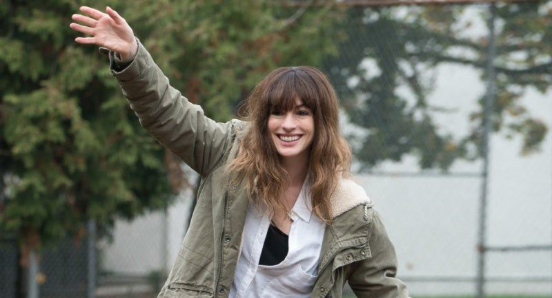 Anne Hathaway has monster problems in 'Colossal'