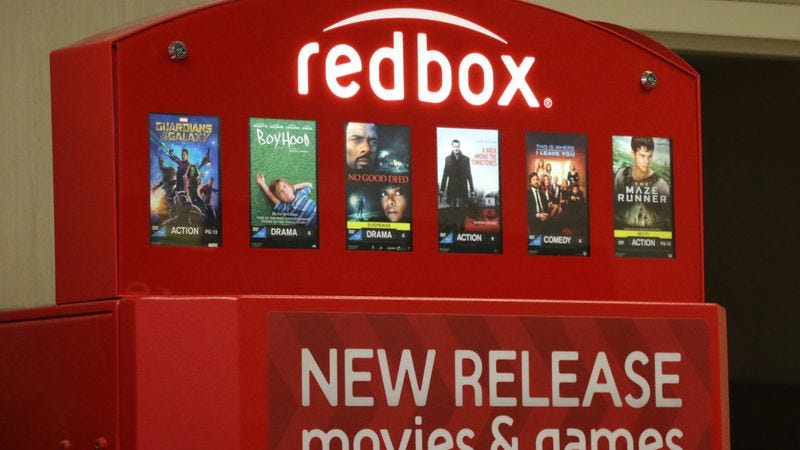 """Illustration for article titled Redbox swears it's got this """"streaming"""" thing down this time"""