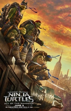 Illustration for article titled TMNT Out Of The Shadows spoiler discussion thread.