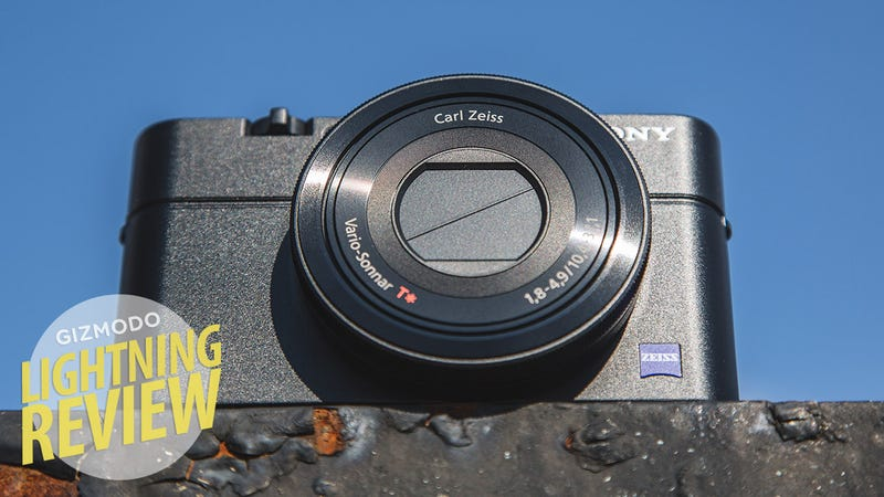 Illustration for article titled Sony RX100 II Review: The Best Compact Camera Gets a Little Bit Better