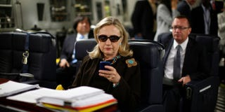 Illustration for article titled Federal Inspectors Request Criminal Investigation Over Clinton Emails