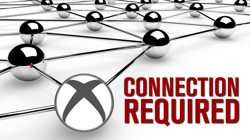 Illustration for article titled Xbox One Does Require Internet Connection, Can't Play Offline Forever
