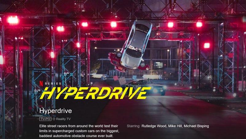 Illustration for article titled Hyperdrive (Netflix)