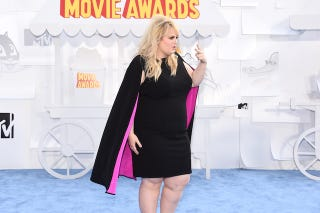 Illustration for article titled Rebel Wilson is Launching a Plus-Sized Clothing Collection