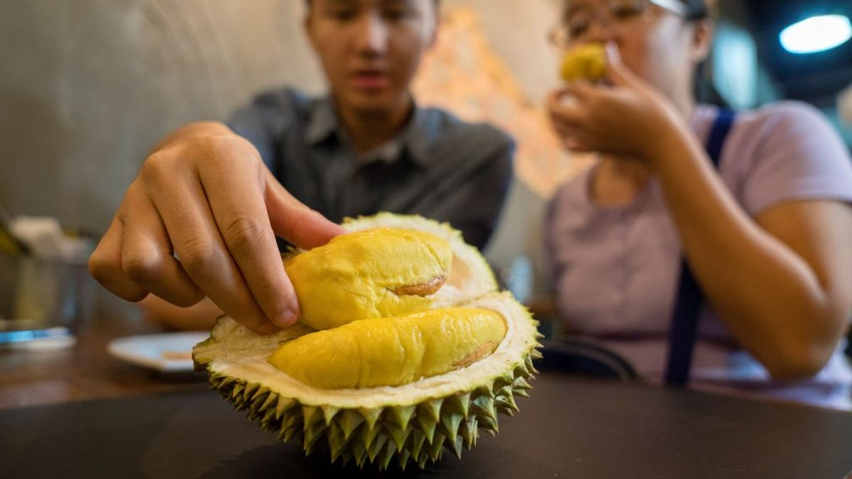 Of the highest odor: Time to respect the durian
