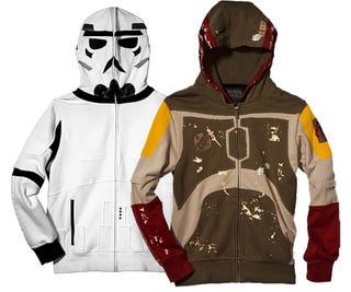Illustration for article titled Dealzmodo: Star Wars Hoodies for $59