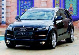 Illustration for article titled JE Design Audi Q7 Widebody FSI
