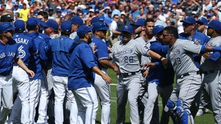 The Royals And Blue Jays Hate Each Other And We're All Winners