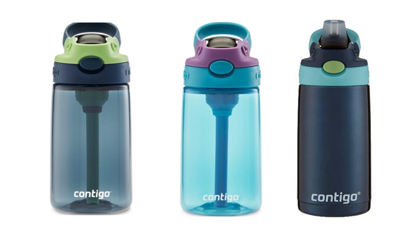 Your Kid's Contigo Water Bottle May Be a Choking Hazard