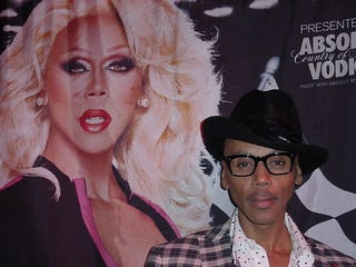 Illustration for article titled A Dispatch From The Red Carpet Premiere Of RuPaul's Drag Race