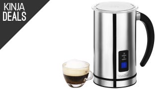 Add Frothy Milk to Your Morning Coffee For $28