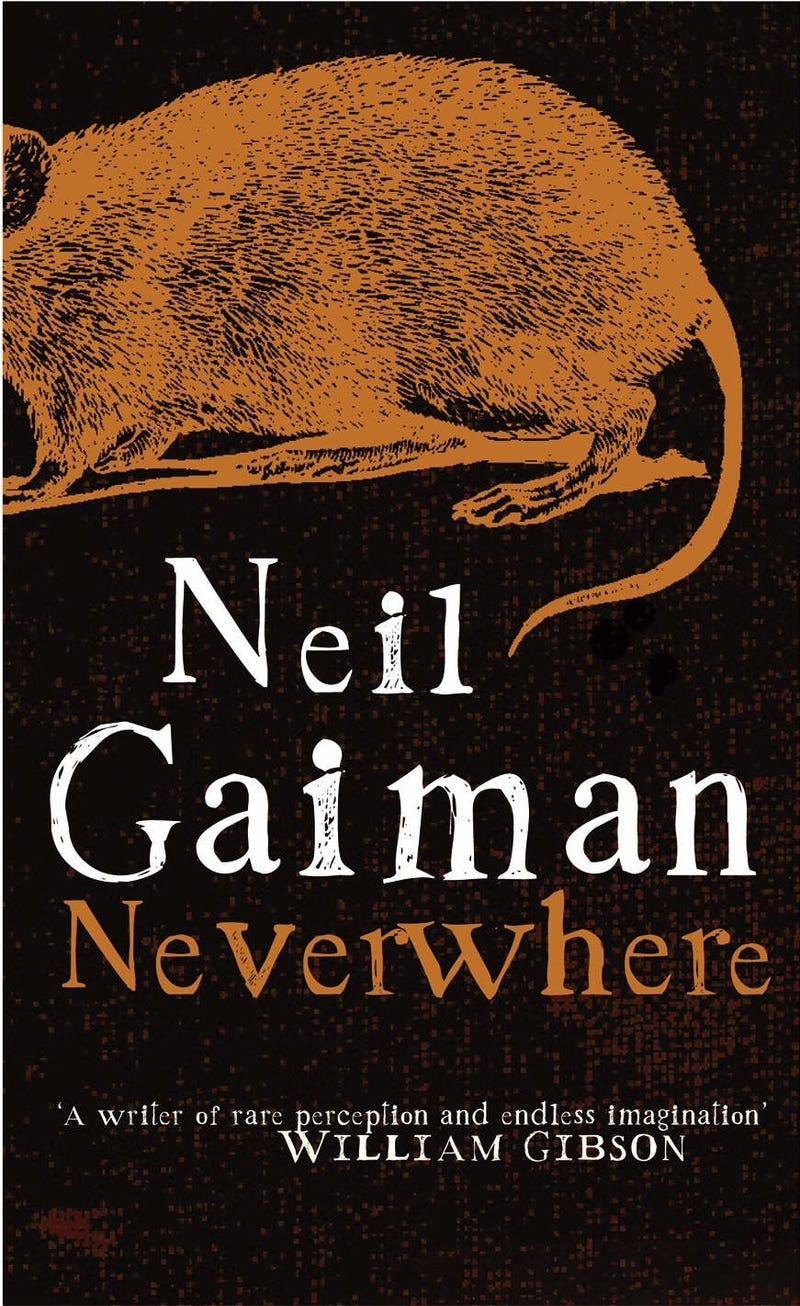 Illustration for article titled Last episode of Neverwhere starts in 10 minutes! http://www.bbc.co.uk/radio4extra/