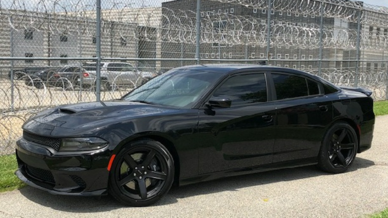 Georgia Sheriff Ends Up Using Taxpayer Money for Hellcat Purchase