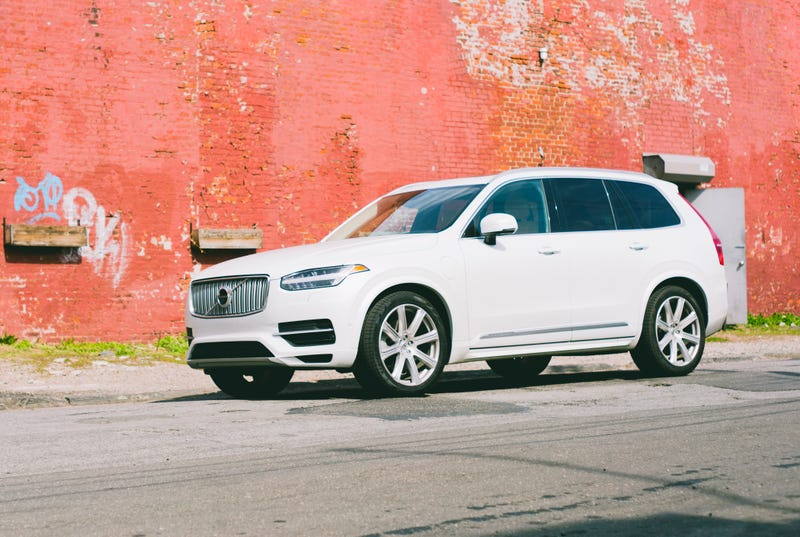 The 2016 Volvo XC90 Is The SUV That Will Make You Love SUVs
