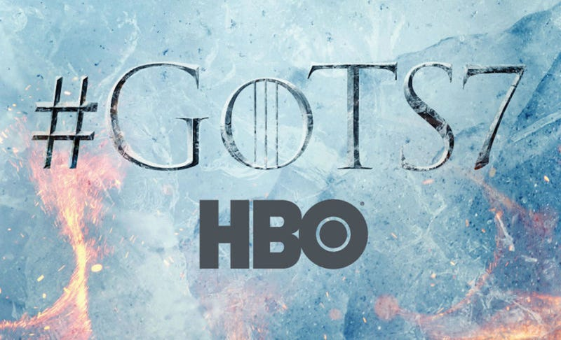 GAME OF THRONES' Season 7 Premiere Date is Here