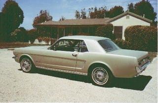 Illustration for article titled Stolen Mustang Returned To Owner After 38 Years Of TLC By Somebody Else