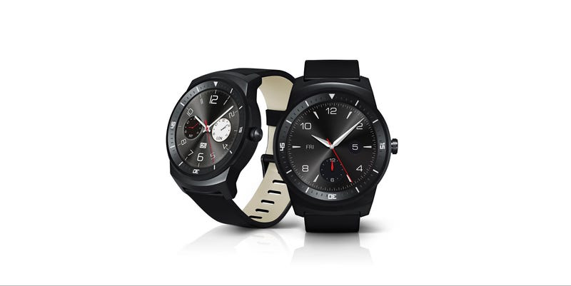 Illustration for article titled Watch Out Moto 360, There's Another Gorgeous Android Wear Watch