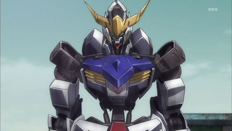 Illustration for article titled Gundam Iron Blooded Orphans is coming to Adult Swim