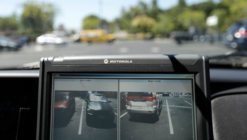 Illustration for article titled Feds Are Spying on Millions of Cars With License Plate Readers