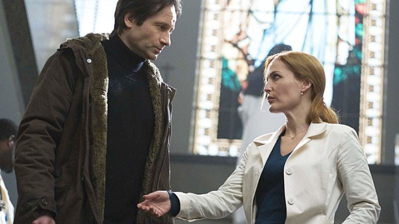 Illustration for article titled The X-Files set photos have finally arrived, will make you believe