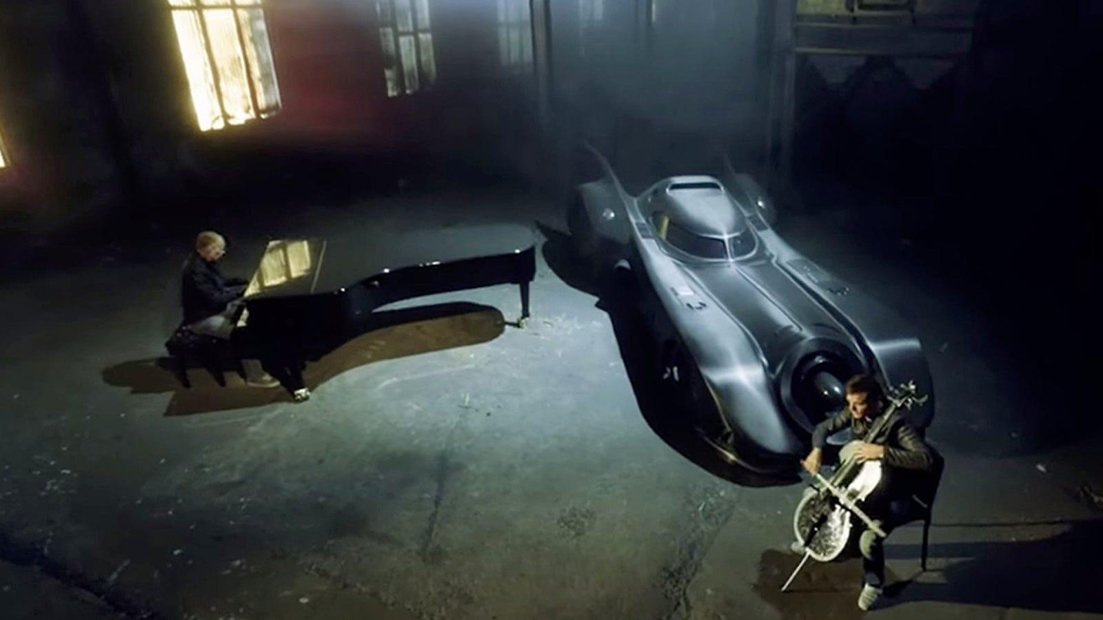 50 años de música de Batman como nunca has escuchado: a piano y chelo