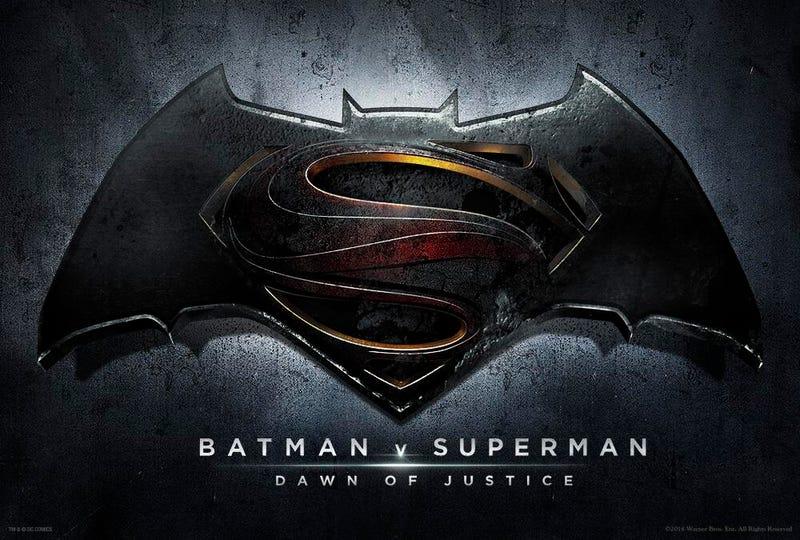 Illustration for article titled Batman v Superman: Dawn of Justice or BVS:DOJ Worst movie title ever