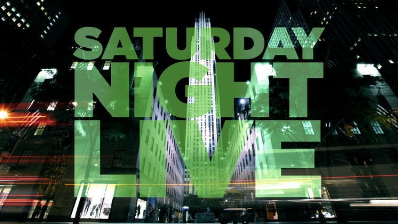 Illustration for article titled VH1 Classic is airing a marathon of all 433 episodes of Saturday Night Live