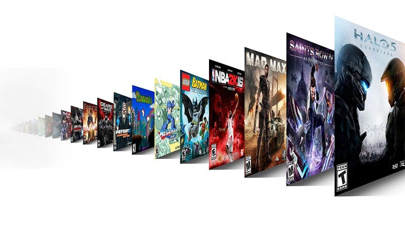 Illustration for article titled Microsoft Unveils $10 Monthly Gaming Subscription Service For Xbox One [Update]