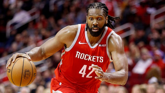 Nenê Wins NBA's Tenth Man Of The Year Award