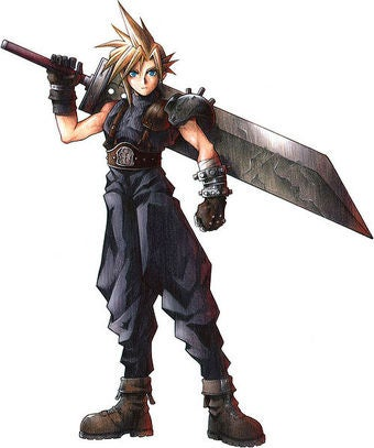 Illustration for article titled Nomura: Still No FFVII Remake, but Maybe Cloud Cameos