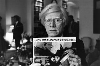 Illustration for article titled Andy Warhol's penis is on the Moon!