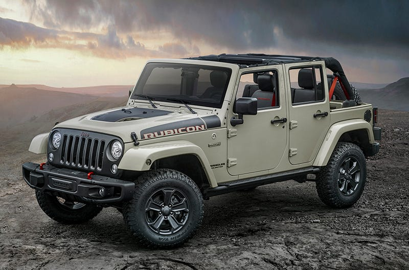 Perfect Why The Jeep Wrangler Rubicon Recon Is The Jeep You Want Now