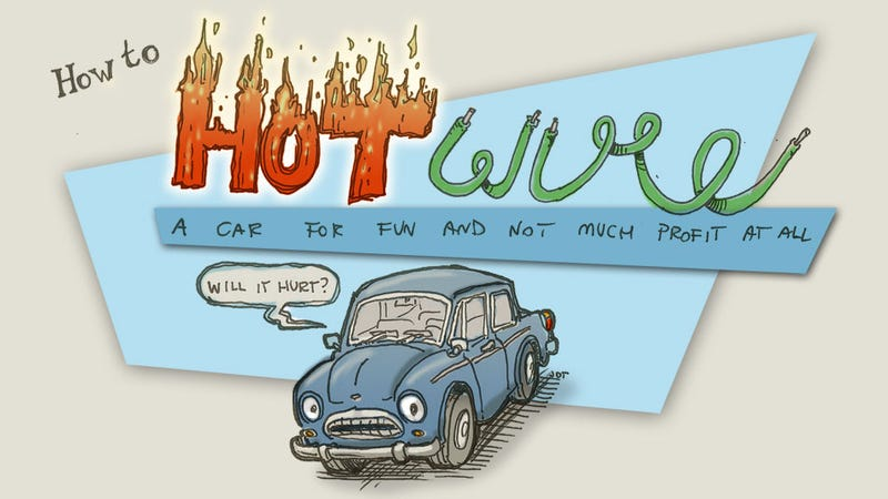 Illustration for article titled How to Hotwire a Car