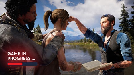 Far Cry 5's nihilistic ending tries to take the rest of the game