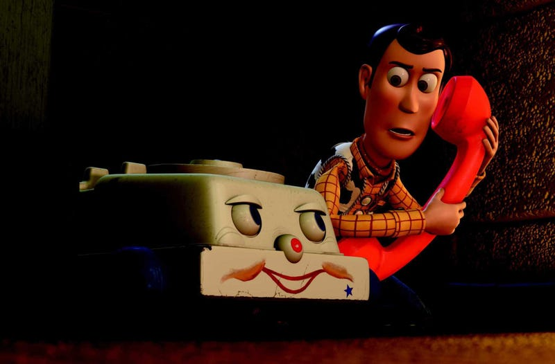 Illustration for article titled Toy Story 3 has something other summer movies don't: storytelling.