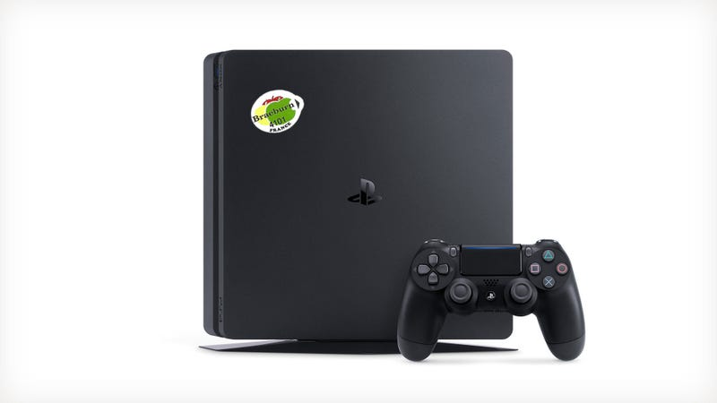 Illustration for article titled French Man Sentenced To Four Months In Prison For Replacing PS4 Price Tag With $10 Fruit Sticker