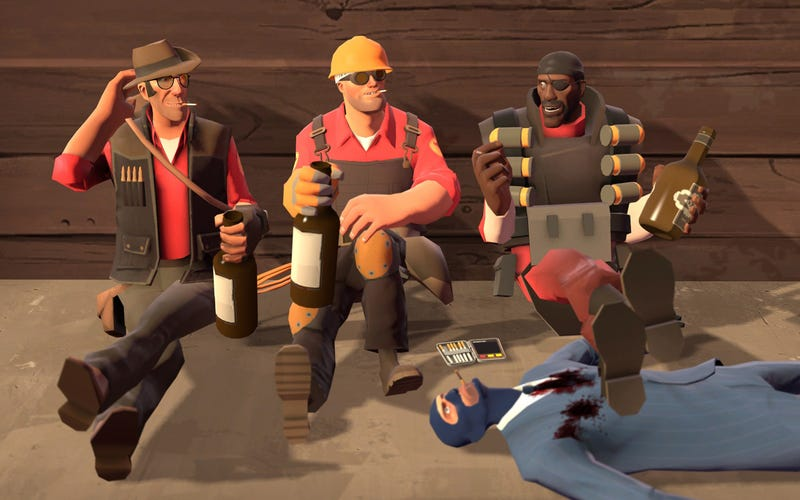 Illustration for article titled Team Fortress 2's Official Economist Publishes His First Paper