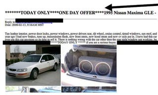 Things To Know Before Buying A Used Car Off Craigslist