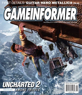 Illustration for article titled First Uncharted 2 Details From Game Informer
