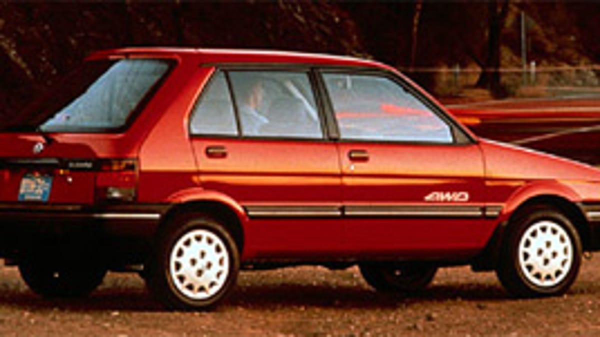 The Best 1990s Cars You\'ve Totally Forgotten