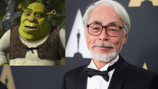 Illustration for article titled Hayao Miyazaki Chats With AniTAY About His Upcoming Film Shrek 5Ever