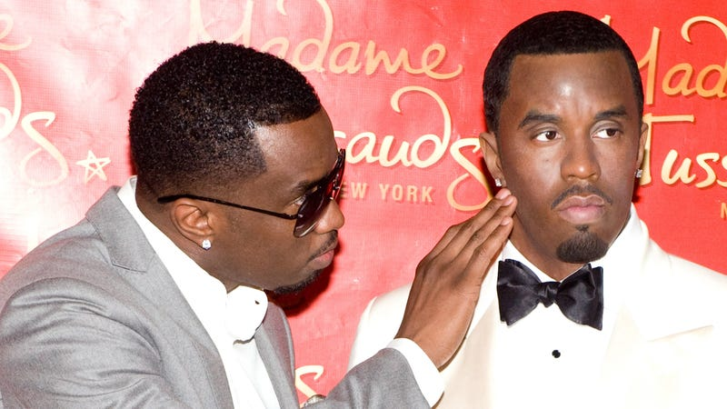 Diddy and Wax Diddy in happier times.