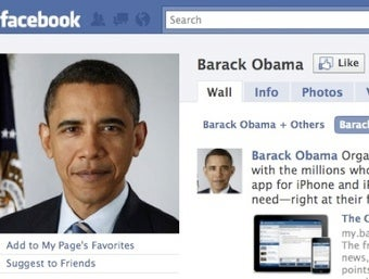 Illustration for article titled Obama And Gaga In Heated Facebook Competition