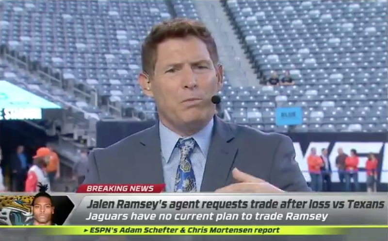 Steve Young Licks The Boot, The Whole Boot, And Nothing But The Boot