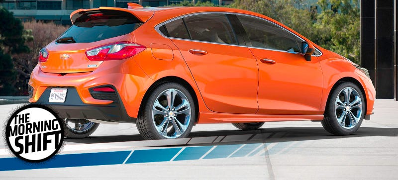 Illustration for article titled The Diesel Cruze Hatchback Might Be The Highway MPG King If Anyone Buys It