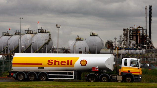 Shell Says It Has Reached Peak Oil Production