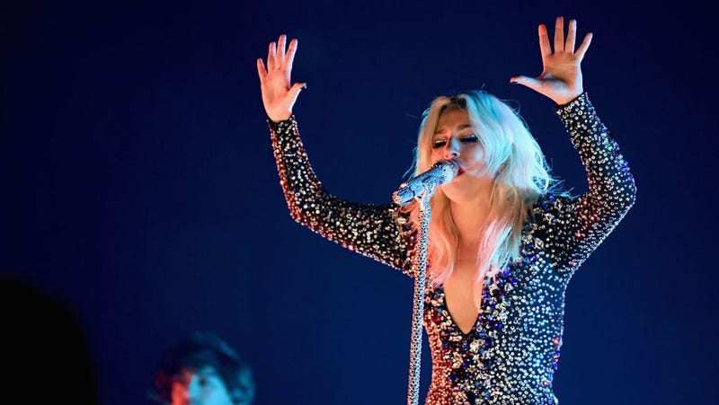 Lady Gaga delivered a surprise set at a jazz show curated by Limp Bizkit's Fred Durst